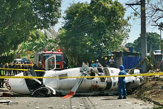 ARCHIE GAMBOA CHOPPER CRASH LAGUNA