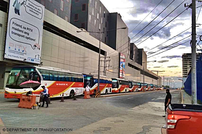 DOTR BUS HEALTH WORKERS
