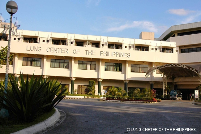 LUNG CENTER OF THE PHILIPPINES