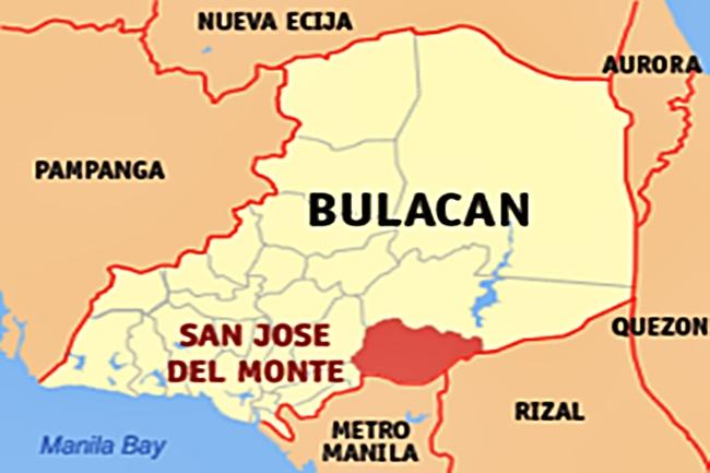 SAN JOSE DEL MONTE BULACAN