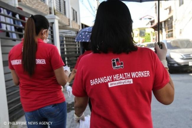 BARANGAY HEALTH WORKERS TAGUIG