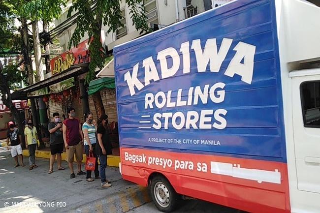 KADIWA ROLLING STORE