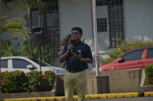 NCMH Director Dr. Rolando Cortez