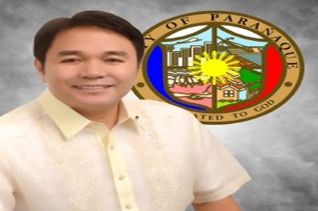 MAYOR EDWIN OLIVAREZ PARANAQUE CITY