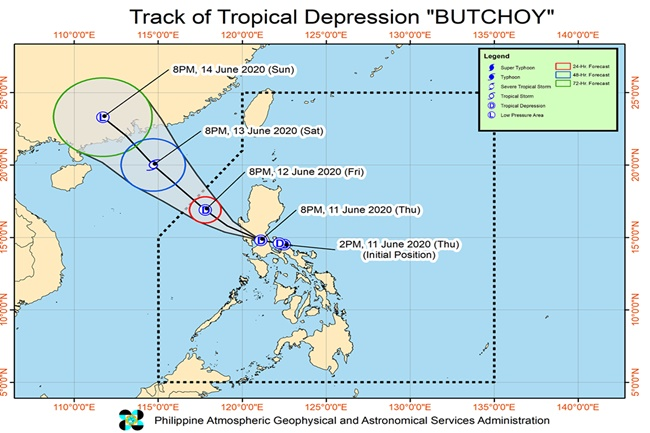 BUTCHOY JUNE 11