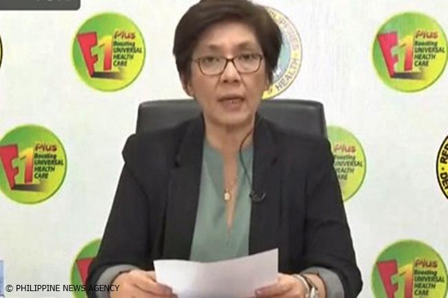 DOH Maria Rosario Vergeire