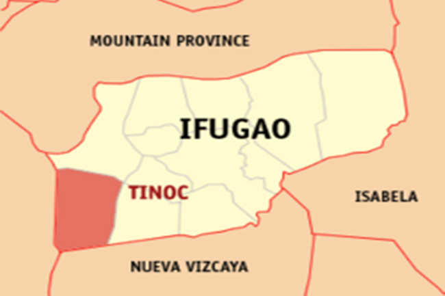 TINOC IFUGAO