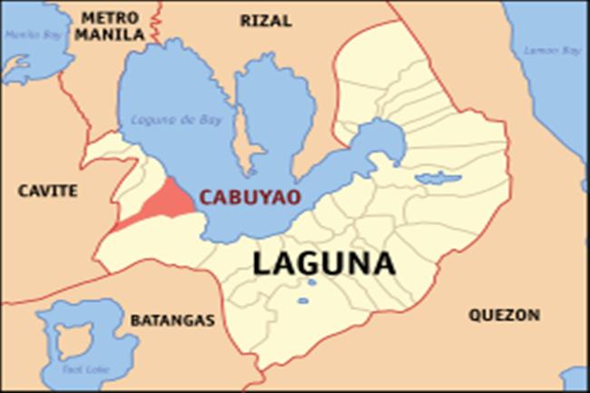 CABUYAO LAGUNA