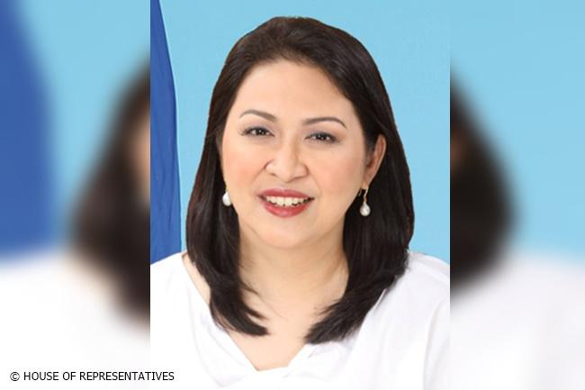Camarines Sur 1st District Rep. Marissa Andaya