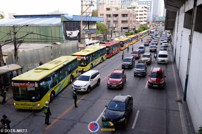 EDSA BUS AUGMENTATION