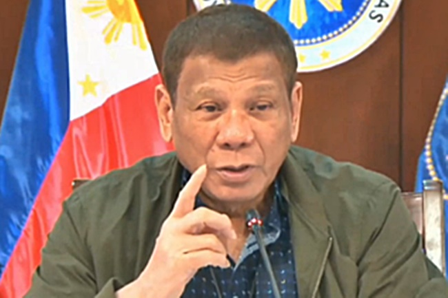 RDORIGO DUTERTE JULY 7