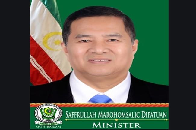 Safrullah M. Dipatuan