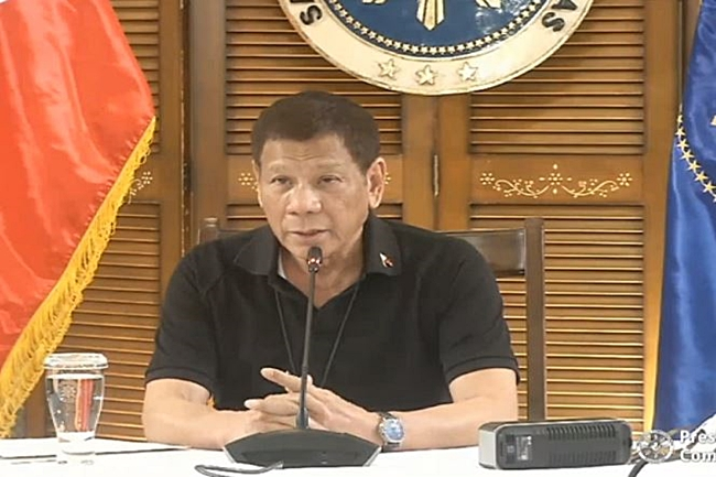 DUTERTE AUG 17