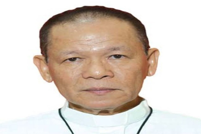 Capiz Archbishop Jose Advincula.