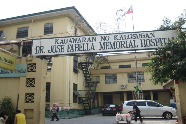 Jose Fabella Memorial Hospital