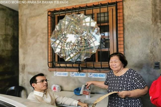 Nanay Chayong Moreno Domagoso