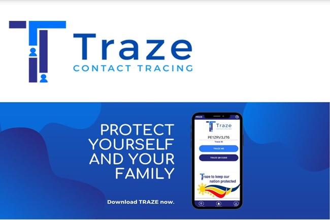 traze app