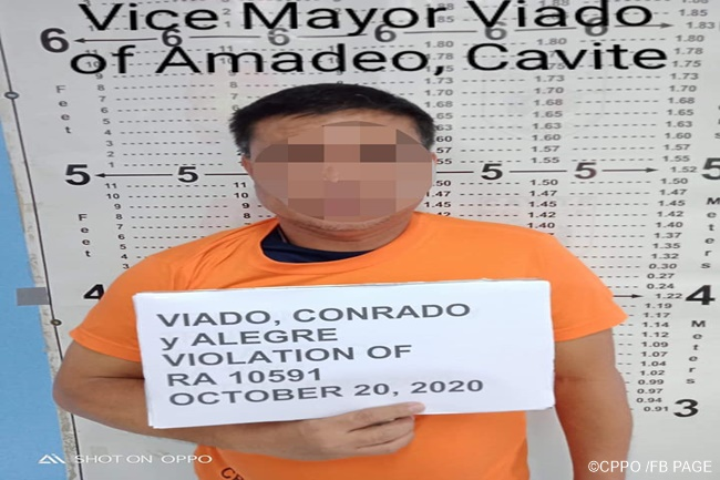 vice mayor viado