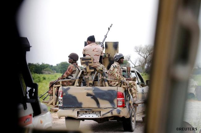 Boko Haram Jihadist group nigeria