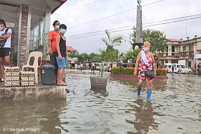 PAMPANGA FLOOD