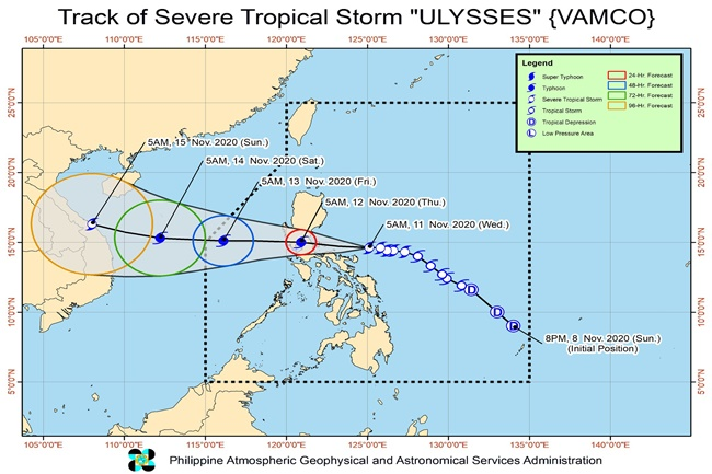 ULYSSES WED NOON