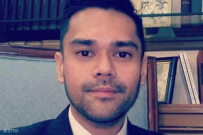 UP law professor Ryan Oliva