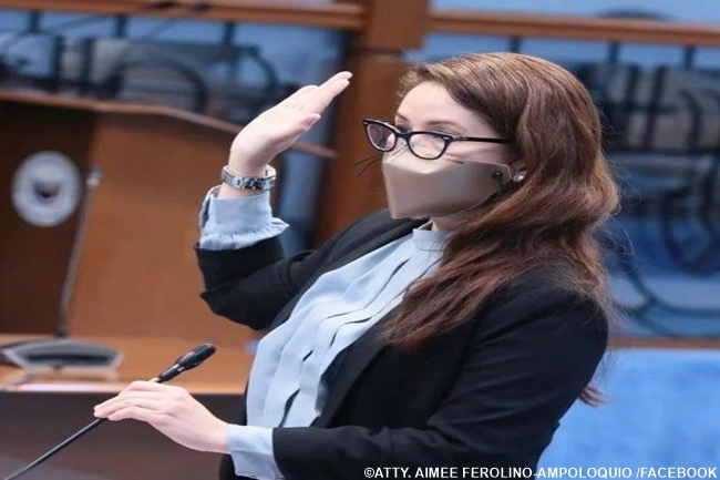 Atty. Aimee Ferolino-Ampoloquio