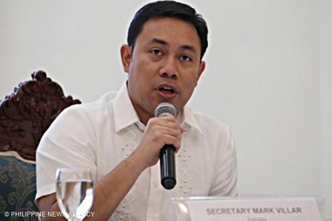 MARK VILLAR DPWH
