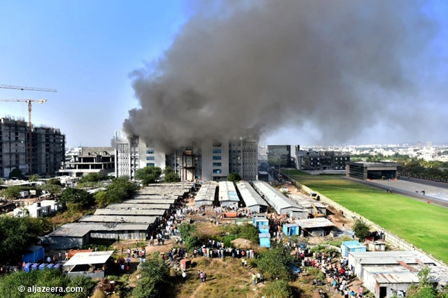 INDIA FIRE