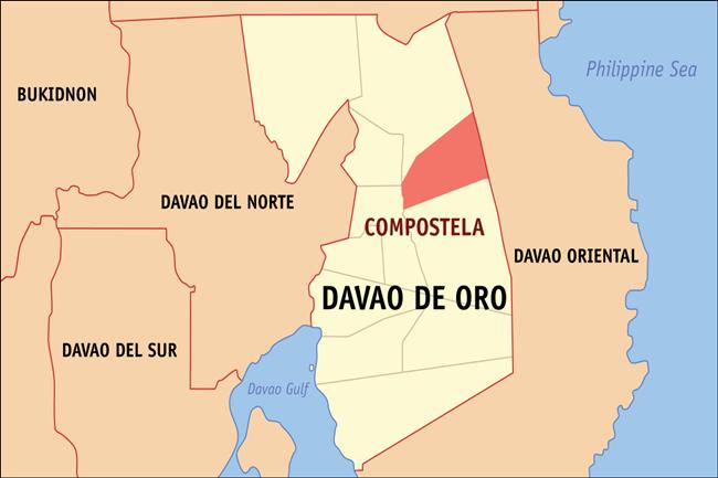 COMPOSTELLA DAVAO DE ORO