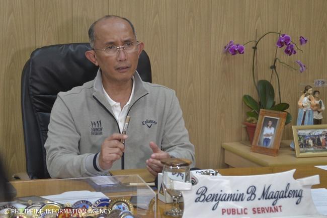 BENJAMIN MAGALONG