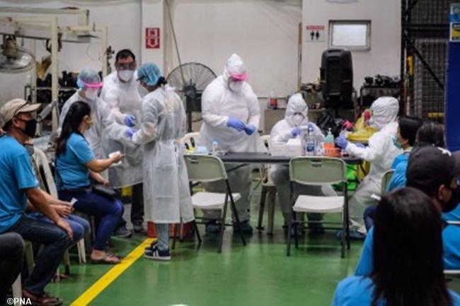 MARIKINA HEALTH WORKERS