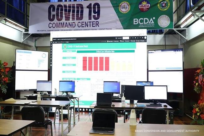 One Hospital Command Center