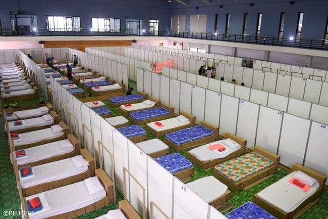 hotel hospital beds