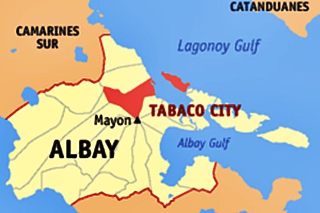 TABACO CITY ALBAY