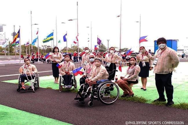 PARALYMPIVS