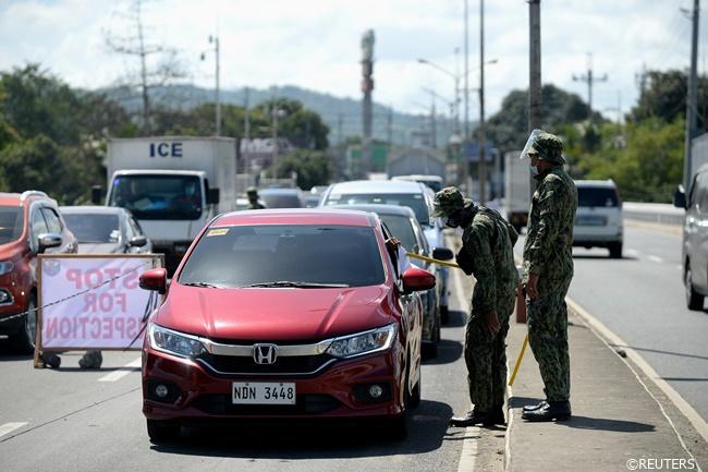 car sasakyan checkpoint