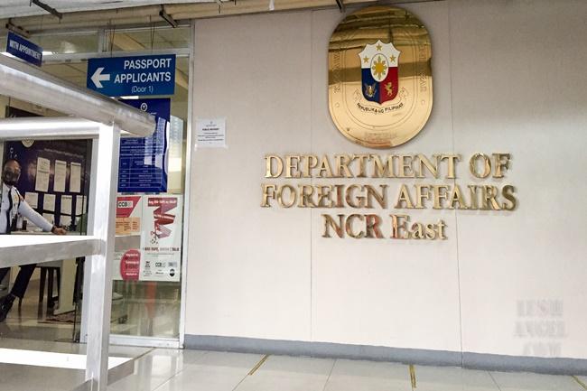 DFA NCR EAST