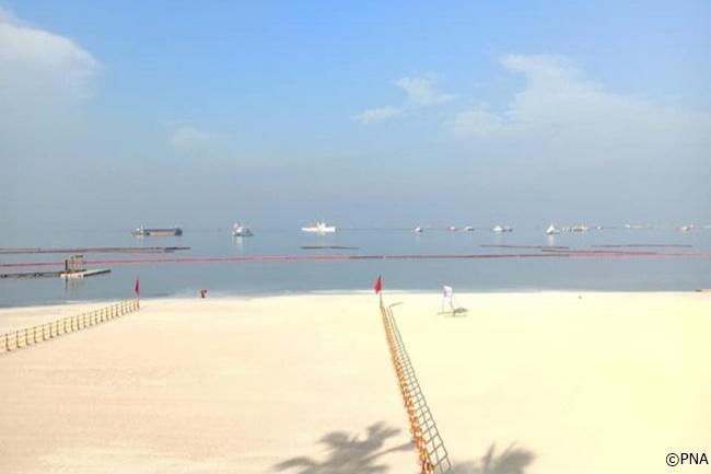 DOLOMITE SAND BEACH