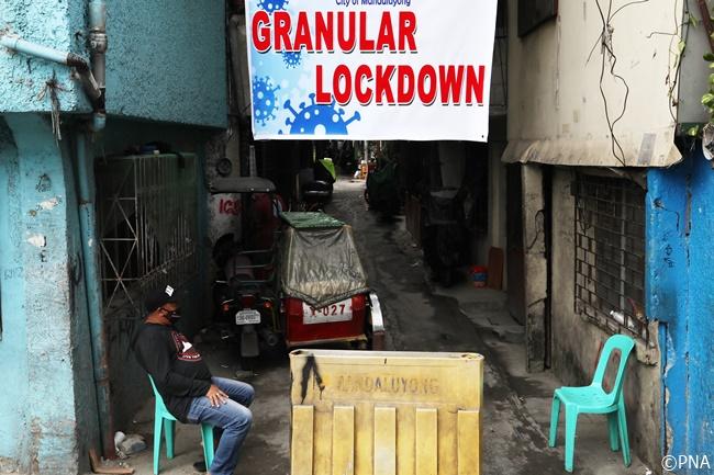 GRANULAR LOCKDOWN